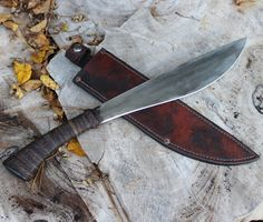 Inspired by the Thai Enep, this blade has lots of swing and none of the bling. Price includes shipping within North America.
