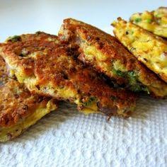 Leftover Quinoa:  Make Patties