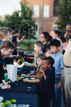 #PXSTL Marks the Spot on Sept. 19, 2014 – Instrument Play Ground