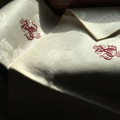 Your place to buy and sell all things handmade French Linens, Linen Towels, Hand Spinning, Table Linens, Natural Light, Hand Sewing, Weaving, Monogram, Pure Products
