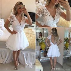 2016 New Cheap Homecoming Dresses Jewel Neck Illusion Short Sheer Homecoming Dress Lace Appliques Crystal Beads Formal Party Cocktail Gowns 2017 Homecoming Short Dresses Homecoming Cocktail Dress Short Homecoming Dress Online with 134.29/Piece on Yes_mrs's Store   DHgate.com