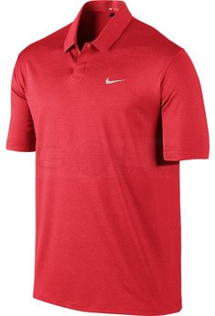 Nike TW Modern Jaquard Polo 619754 Lightweight, Comfortable, Tiger Woods Collection, Dri-Fit Technology Polos Shirts Mens Golf Apparel