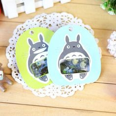 60pcs/set Japan TOTORO Cat Series Sticker / Decoration Label/ Cartoon Phone Stickers Transparent Decorative Gift For Kids