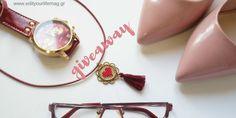 Κέρδισε 2 κολιέ με κεντητή καρδιά από Χαντροτεχνασματα #blogmas day 19 http://ift.tt/2B4uQT7  #edityourlifemag