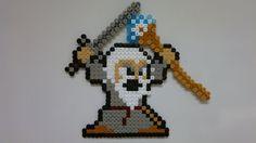 LOTR - Gandalf perler beads by Björn Börjesson