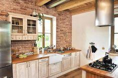 Cihlový obklad do kuchyně – Dishwasher accessories