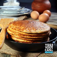 Yes You Can Diet Plan Oatmeal Pancakes Recipe