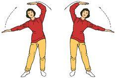 3. Dibujar un arcoiris Equilibra el bazo, páncreas y estomago Atenúa los estados de preocupación