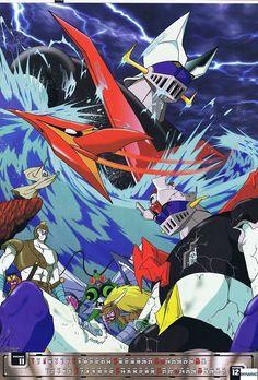 Devilman Amon, Dance Music Videos, Cool Robots, Super Robot, Doctor Strange, Gundam, Sculpture Art, Manga Anime, Concept Art