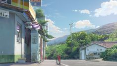 Post with 37 votes and 9911 views. Tagged with wallpaper, anime, yourname, shinkai; 君の名は/Your Name – an art showcase of wallpaper-worthy scenes Scenery Background, Scenery Wallpaper, Magic Academy, Kimi No Wa Na, Japanese Countryside, Your Name Anime, Bg Design, Japanese Animated Movies, Anime Backgrounds Wallpapers