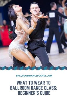 Knowing what to wear to ballroom dance class is a good start to having enjoyable dance lessons. Partner Dance, Dance Class, Dance Mums, Professional Dancers, Dance Lessons, Ballroom Dancing, Lets Dance, Barre, What To Wear