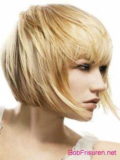 #hair #hairstyles #frisuren Hairstyles - Frisuren blonde bob kurze haare 2016
