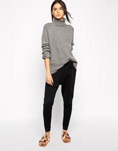 Nike | Nike Luxury Fleece Skinny Sweatpants at ASOS