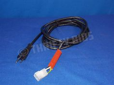 Replacement Euro Pro X EP-901 Hydra Steamer Steam Cleaner Power Cord EP 901 #EuroProX