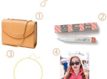 #NowTrending: Pretty in Peach
