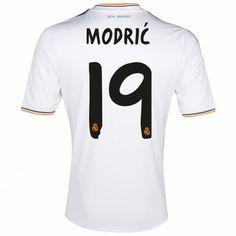 7962e2099ea34 Modric de Camiseta Del Real Madrid Primera Equipacion