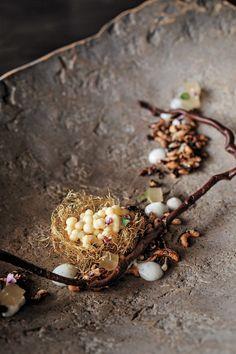 Duck liver pâté at Atelier Crenn #plating #gourmet #foodart