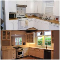 Before and After: Kitchen Renovation