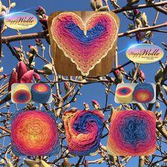 Crochet Earrings, Jewelry, Fashion, Wool, Moda, Jewels, Fashion Styles, Schmuck, Jewerly