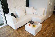 Salon sofa Rubiloft 24 m2 Sofa, Couch, Cribs, Container, Furniture, Home Decor, Cots, Settee, Settee