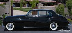 James Young Rolls-Royce Silver Cloud III SCT100 Touring Limousine 1963