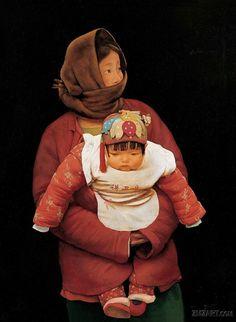 Wang YiDong. Портрет 2