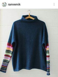 Elstar Capelet pattern by Erica Patberg Knit Vest Pattern, Knitting Patterns, Crochet Woman, Knit Crochet, Free Knitting, Baby Knitting, Crochet Classes, Knit Fashion, Minimal Fashion