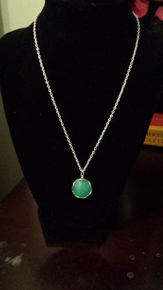 The Atlantic Necklace by TheCoralDahlia on Etsy, $22.00