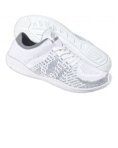 The HighLyte shoe is what every active cheerleader needs. Weighing only 4.6oz and featuring a stylish woven knit design, this shoe will keep you performance ready. A sleek look, low profile, and rubber outsole with finger grips will let you hit all the right moves.
