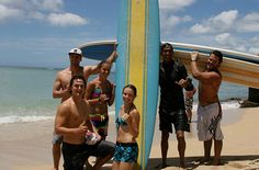 Stronger, Cooler, Tanner: Surf Fitness Camp in Hawaii #fitness #travel #health