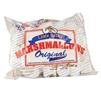 Original Marshmallows by Little Becky - Get them on My American Market  #littlebecky #snack #marshmallow #chamallow #myamericanmarket #myam #smores #original #classic #classique
