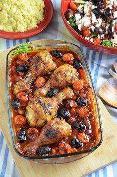 Mancare de naut cu pui Romanian Recipes, Romanian Food, Tandoori Chicken, Chicken Wings, Carne, Bubble, Traditional, Foods, Meat