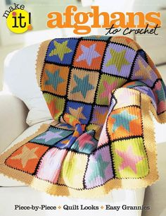 Maggie's Crochet · Afghans to Crochet ooohhh...I like this one!