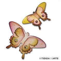 Troquel Bigz Mariposas para Sizzix - 658530