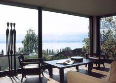 Wohnzimmer mit Blick auf den Zürichsee Windows, Sitting Rooms, Projects, Window, Ramen