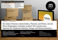 full image background, GREAT responsive work with repositioning image, contemporary, Marken Faktur
