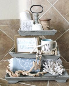 Home Decor Stores Reno upon Home Decorators Collection Catalina Vanity few Home Decor Stores Online. Home Decor Ideas For Small Living Room Decor, Beach Bathroom Decor, Beach House Decor, Tray Decor, Beach Cottage Decor, Cottage Decor, Home Decor, Coastal Farmhouse Decor, Tiered Tray Decor