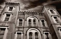 old Charleston Jail... Haunted location for your wedding or elopement!
