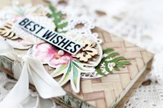 Hello! Today Julia is here with the gift box step-by-step video tutorial using the Island Escape Collection. Kaisercraft products: P2242 Island Escape – Aloha| PP1014 Island Escape – Paper Pad | CT874 Island Escape – Collectables | FL594 Life's a Beach Flourish pack | SB713 Pearl Pearls | ST922 Happy Birthday And here is the video-tutorial! I hope you will enjoy it! My measurements for this box are in centimeters. You can create the box with your own measurements, just look how I do it…