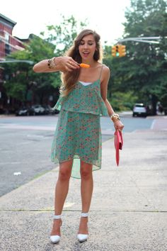 Concrete Catwalk // Pointed-toes & Popsicles | Style & Pepper