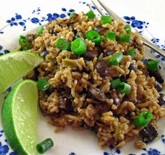Cuban-Style Black Beans and Rice is vegan and gluten free. It makes a ...