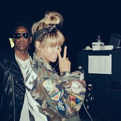 Pin for Later: Supercute Celebrity Couples Flock to Coachella Beyoncé and Jay Z in 2014