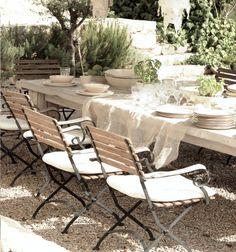 Inspiration für den Garten | Barefoot Living by Til Schweiger #interior #deko