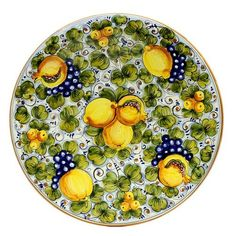 TUSCANIA - Artistica.com Freestanding Mirrors, Rustic Mantel, Italian Pottery, Decoration Piece, Warm Colors, Rich Colors, Decorative Throws, Wall Art Sets, Home Decor Items