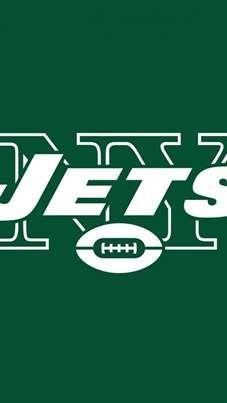 New York Jets Logo Wallpaper