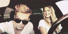 cody simpson and  gigi hadid | ... fala sobre suposto relacionamento de Cody Simpson com Gigi Hadid