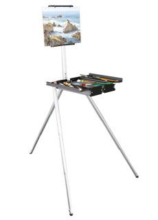 "The Rolls Royce ""Soltek Pro Portable Art Easel""  I want it!!"