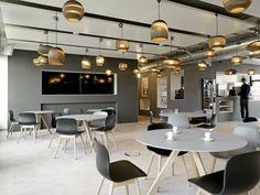 Nowoczesny design i eleganckie wnętrze biurowe - zapraszam do nowoczesnej siedziby Sony i kolejny wpis na blogu u Pani Dyrektor!
