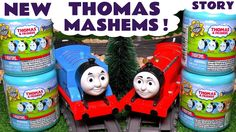 NEW Thomas and Friends Mashems Toy Trains Surprise Toys Story with Sir T...