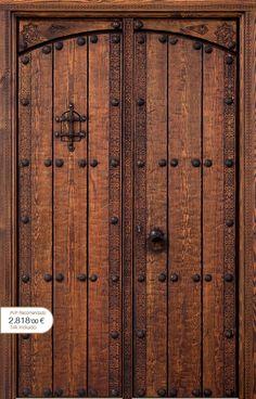 PUERTAS RÚSTICAS ALPUJARREÑAS · Artesanos de la Puerta Rústica · Catálogo
